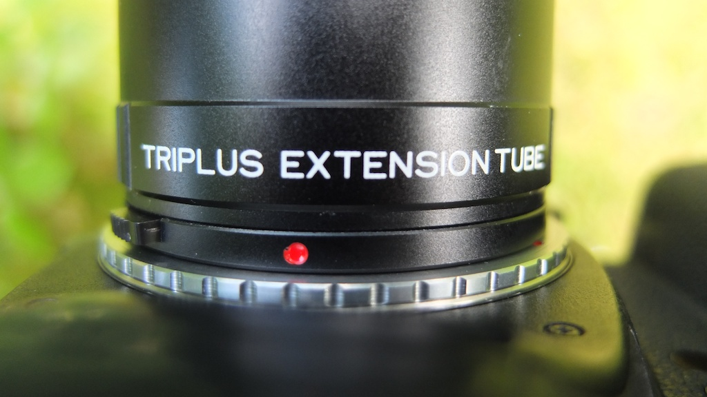 Olympus Extension tubes